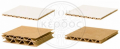 Corrugated cardboard trekhskoyny T24 brands