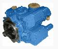 Аксиально-поршневые регулируемые насосы серия НП с наклонной шайбой для объемных гидроприводов (ГСТ), состоящих из насоса и гидромотора, работающих по закрытой схеме.