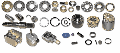 Запасные части к ГСТ 33, ГСТ 71, ГСТ 90, ГСТ 112