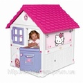 Детский игровой домик Hello Kitty Smoby 310431