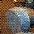 Кування круглого перетину з буртом