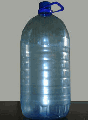 PET bottle, volume - 10 liters
