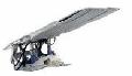 Кріплення механізоване 2КД80 для підтримки покрівлі в призабойном просторі лави, керування покрівлею, захисту робочого простору від проникнення порід покрівлі й пересувки конвеєра.