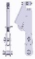 Устройства подвесные для скипов УПС для присоединения головных канатов к шахтным скипам одноканатных вертикальных подъемов. Выпускаются 44 типоразмера для канатов Ø20-65 мм с нагрузкой 63-460 кН.