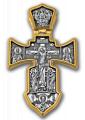 Кресты нательные «Распятие. Ангел Хранитель»