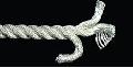 Cordes de polyamide (matières plastiques) était la corde GOST 30055-93, analogique TWISTED Kapron CORDES