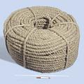 Rdzenie konopne trzyrzędowe z materiałów włóknistych (Core jest konopie, TRZECH cpin-LINE) GOST 5269-93