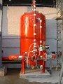 Установки пенного пожаротушения, Резервуары дозирующие вертикальные с пенообразователем