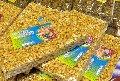 Honey gozinaki from popped rice