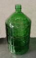 Стеклянная бутыль 22 литра с пластиковой крышкой