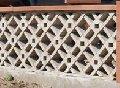 Декоративный блок Малага для строительства целых ограждений, заборов, декоративных стен или их отдельных элементов.