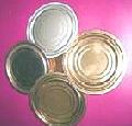 Крышки металлические для консервирования
