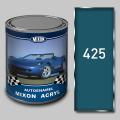 Акриловая автоэмаль Mixon Acryl, Адриатика 425, 1 л