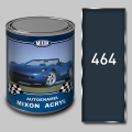 Акриловая автоэмаль Mixon Acryl, Валентина 464, 1 л