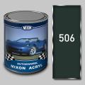 Акриловая автоэмаль Mixon Acryl, Гольфстрим 506, 1 л