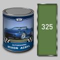 Акриловая автоэмаль Mixon Acryl, Липа зеленая 325, 1 л