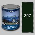 Акриловая автоэмаль Mixon Acryl, Зеленый сад 307, 1 л
