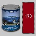 Акриловая автоэмаль Mixon Acryl, Торнадо 170, 1 л