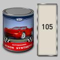 Алкидная автомобильная краска Mixon Synthetic, Офелия 105, 1 л