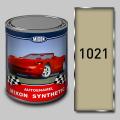 Алкидная автомобильная краска Mixon Synthetic, Лотос 1021, 1 л