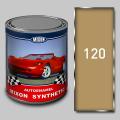 Алкидная автомобильная краска Mixon Synthetic, Гоби 120, 1 л
