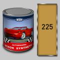 Алкидная автомобильная краска Mixon Synthetic, Желтая 225, 1 л
