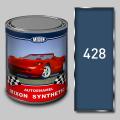 Алкидная автомобильная краска Mixon Synthetic, Медео 428, 1 л