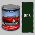 Алкидная автомобильная краска Mixon Synthetic, Пихта 806, 1 л