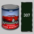 Алкидная автомобильная краска Mixon Synthetic, Зеленый сад 307, 1 л