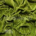 Ткань Велюр (хаки) 90