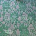 Ткань Гипюр ( мята ) 454
