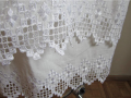 Свадебная постель из льна. Постельное белье льняное