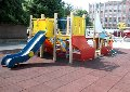Покрытия резиновые для детских площадок