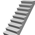 HP-17-b-1 p/stair/1650 x 330 x 145