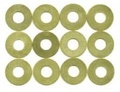 Brass washer bearing axis 1080.05.10-2