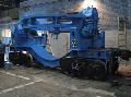 Оборудование доменное и сталеплавильное платформа металлургическая ПМ-250 для изложниц. платформа для перевозки скрапа в совках емкостью 100 м3 , машины напольно-завалочные г/п 15 тн, шар-бабы