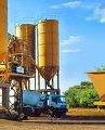 Машини й устаткування для готування цементобетонних сумішей