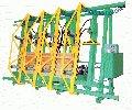 Пресс вертикальный для склеивания бруса ПВГ-3200М
