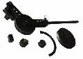 """Трубогиб ТР-1 позволяет гнуть трубы диаметром от 8 мм до 21мм(1/2"""") включительно, угол загиба от 5° до 270°, трубы: медные; алюминиевые; латунные; обычные стальные."""
