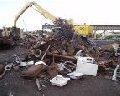 Scrap metal household