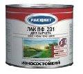 Лак ПФ-231 Расцвет для паркета ( Строительные материалы, Лакокрасочные материалы (ЛКМ), Лаки, Лаки для паркета)