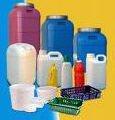 Barrels from plastics