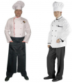 Clothes professional for cooks