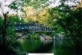 Пішохідні аркові мости. Виготовлення та монтаж металоконструкцій.