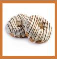 Кольцо заварное глазурь, пирожное