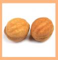 Печенье со сгущенным молоком Орешки с сгущенкой