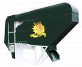 Сепаратор зерна с циклонно-осадочной камерой ИСМ 30