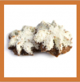 Песочное печенье Звездочка. Печенье шоколадное
