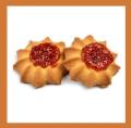 Печенье песочное с повидлом Ромашка