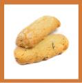 Печенье Полено с изюмом песочное